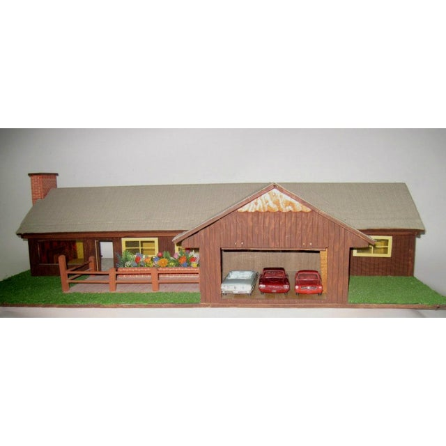 C.1970s Ranch Style Dollhouse For Sale - Image 6 of 11