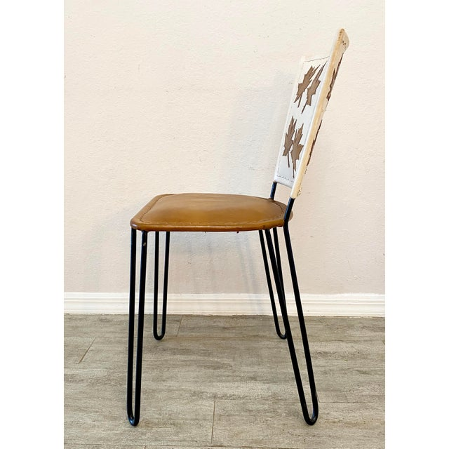 2020s Pair of Willow Dining Chairs For Sale - Image 5 of 8