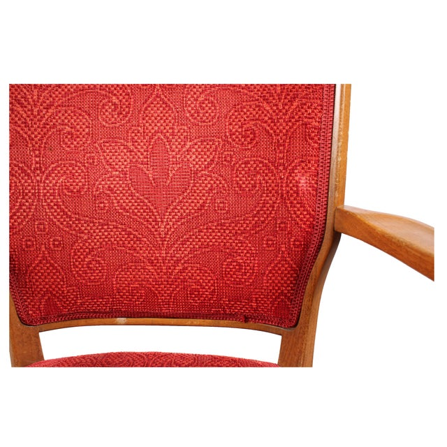 Mid-Century Modern Armchairs - A Pair - Image 3 of 3