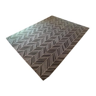 Angela Adams Contemporary Chevron Rug - 8' × 10'