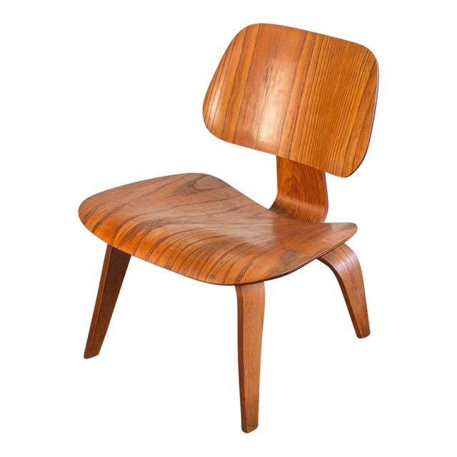 1950s Eames Ash LCW for Herman Miller Chair For Sale