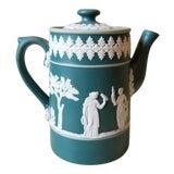 Image of Dudson Brothers Jasperware Tea Pot For Sale