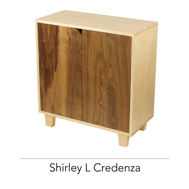 Not Yet Made - Made To Order Shirley L Credenza For Sale - Image 5 of 5