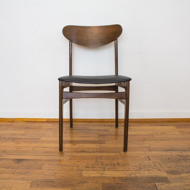 Yugoslavia Mid-Century Dining Chair For Sale - Image 10 of 10