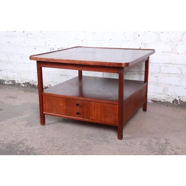 Jack Cartwright for Founders Rosewood Cocktail Table or Occasional Table For Sale - Image 11 of 11
