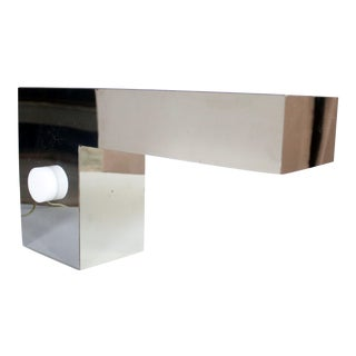 George Kovacs Modern Chrome Table Lamp
