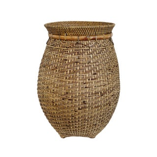 Bamboo Basket For Sale