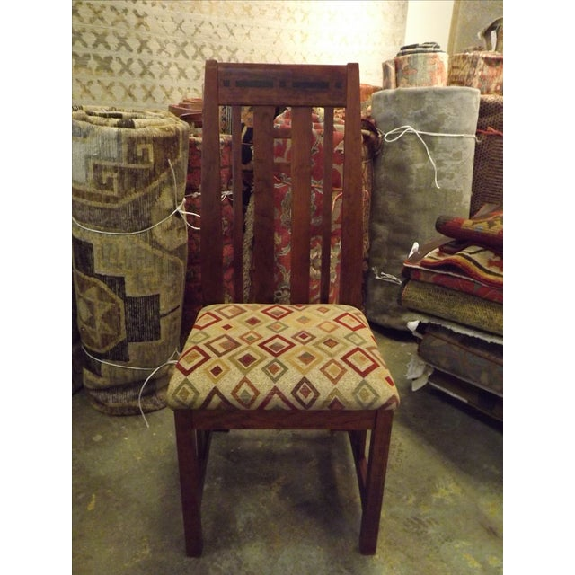 Prairie Aspen Cherry Dining Chair - Image 2 of 3