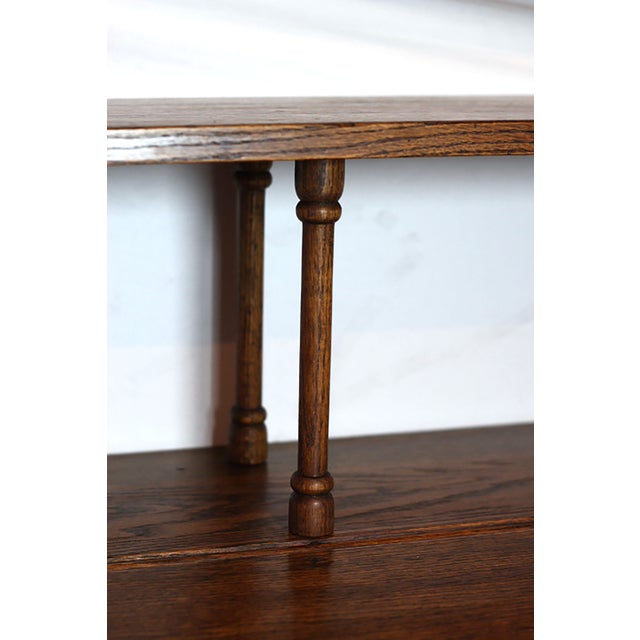 Early 20th Century Monumental Standing Desk - Image 6 of 10