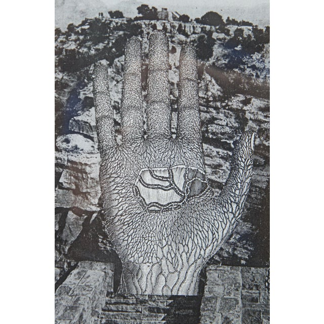 To Rene Magritte: Forbidden Realm 1994 Jud Yalkut Photoprint For Sale - Image 11 of 13