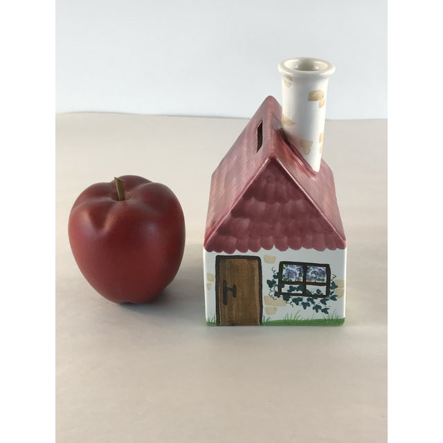 Tiffany and Co. Cottage House Piggy Bank For Sale In Chicago - Image 6 of 10