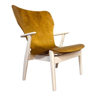 Domus Lounge Chair by Ilmari Tapiovaara for Artek For Sale