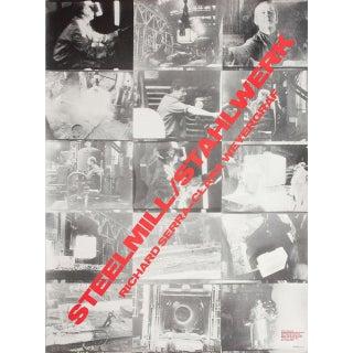 Steelmill / Stahlwerk 1979 U.S. Film Poster For Sale