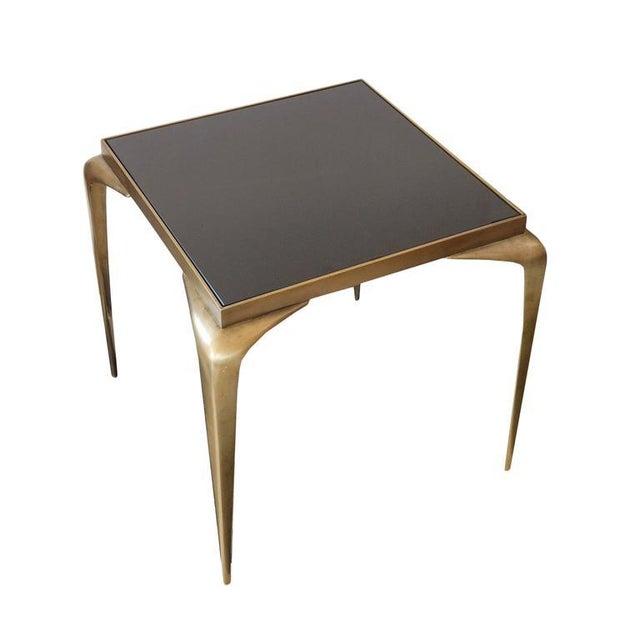 1950s 1950s Italian Stiletto Leg Table For Sale - Image 5 of 8