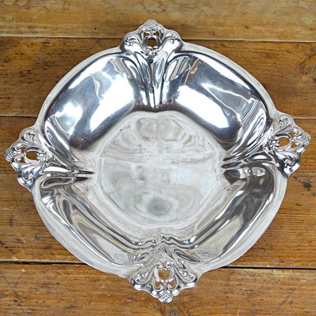 International Silver Royal Danish Sterling Vegetable Bowl - Image 5 of 9