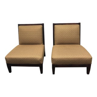 Room & Board Lounge Chairs - A Pair
