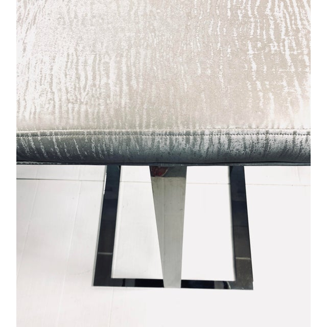 These babies will stand up to the test of time. Stainless steel barstools with a slight rock. Made to hold even your most...