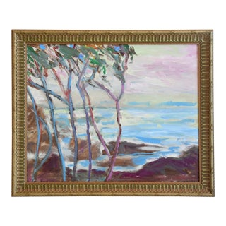 Juan Guzman, Ventura California Seascape/Landscape Painting For Sale
