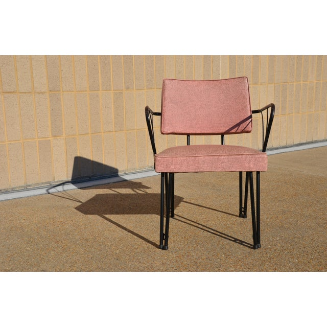 Vintage Mid-Century Modern Viko Baumritter Lounge Chair For Sale In Richmond - Image 6 of 13
