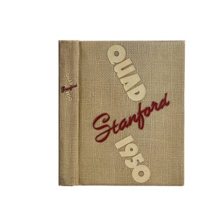 'Stanford Quad 1950' Book For Sale
