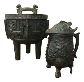 Image of Asian Ice Buckets
