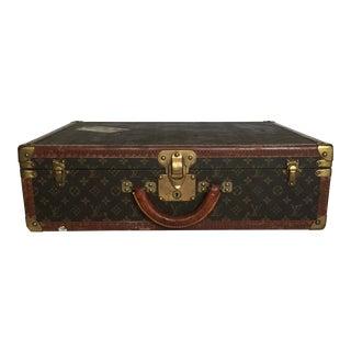 Vintage Louis Vuitton Truck Suitcase For Sale