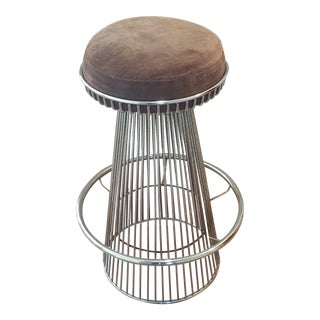 Warren Platner Style Reproduction Bar Stool