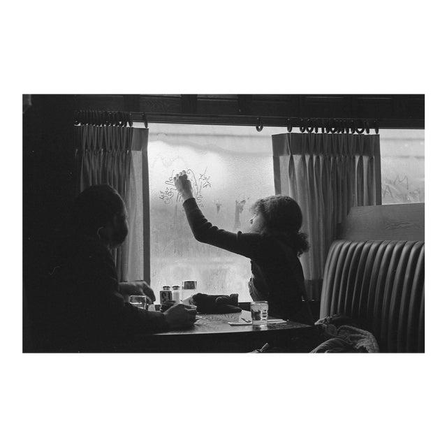 54 Window Writing 1968 Photograph For Sale