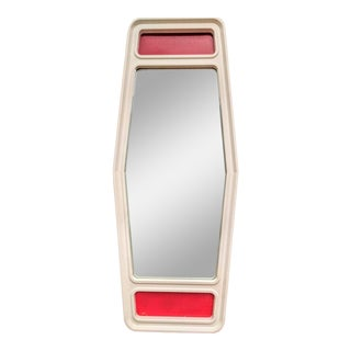 Mod Space Age Mirror For Sale