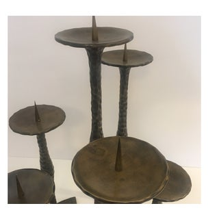 Modernist Style Candleholders - Set of 6 Preview