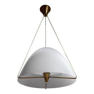 Large (50 CM/19.7 Inch) Bertil Brisborg Pendant for Nordiska For Sale