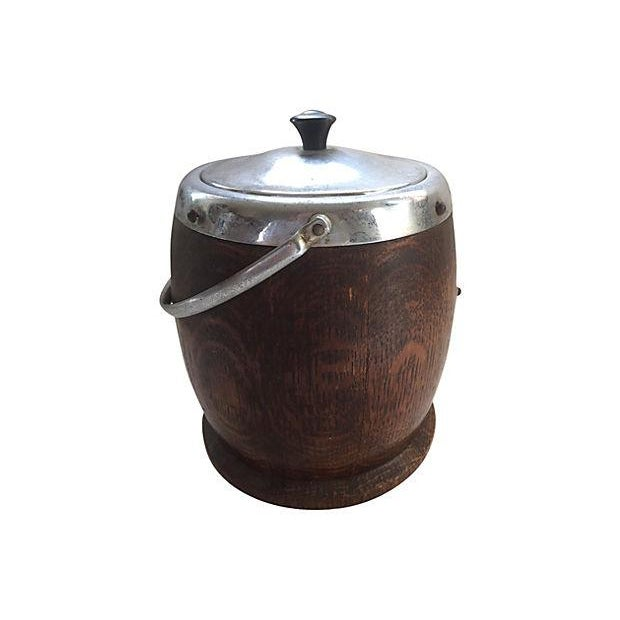 English Biscuit Barrel - Image 5 of 7