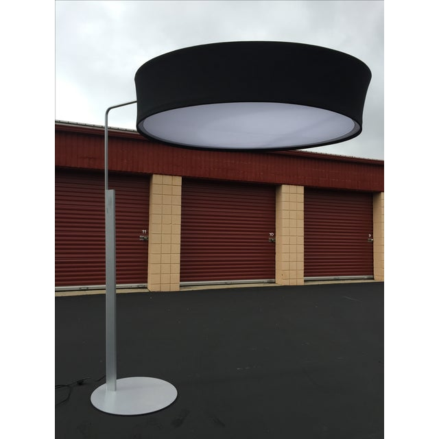 Campfire Big Lamp by Turnstone (Steelcase). The Big Lamp is a floor lamp set upon a regulation-size pole. However at the...