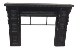 Image of Family Room Mantels