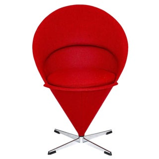 "Verner Panton ""Cone"" Chair For Sale"