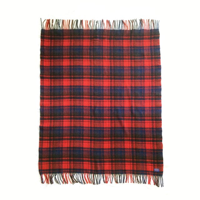 You can t go wrong with this classic Pendleton wool blanket! This cozy  vintage 6d5202bae