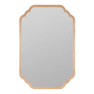 Suze Wall Mirror, Natural For Sale