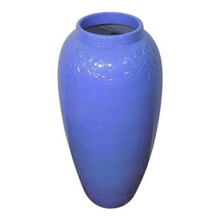 Robinson Ransbottom Pottery Oil Jar or Floor Vase For Sale