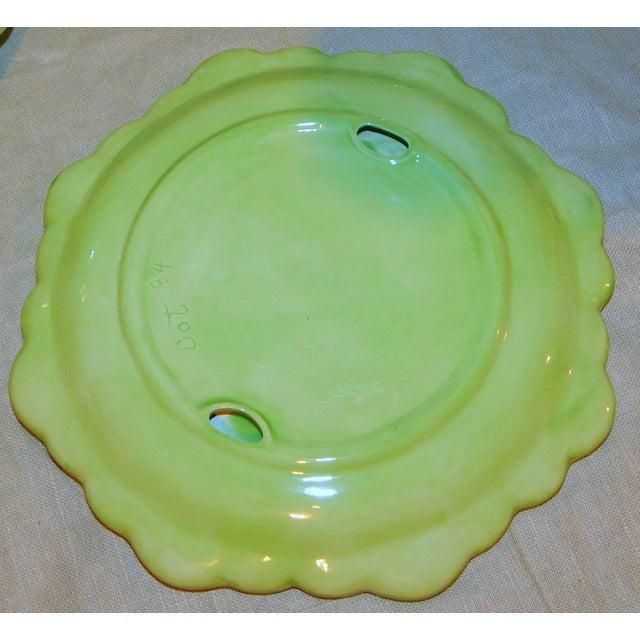 Vintage Ceramic Cabbage Vegetable Server For Sale In Philadelphia - Image 6 of 8