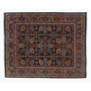 Stark Studio Rugs Traditional New Oriental Wool Rug - 8′ × 9′9″ For Sale