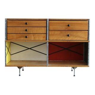 Original Eames 2nd Generation Esu 'Eames Storage Unit' Herman Miller For Sale
