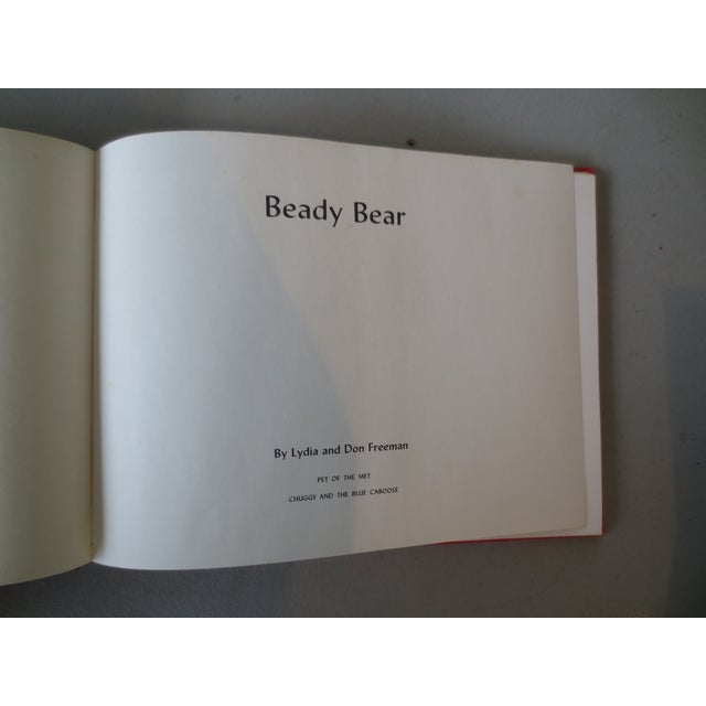 Vintage 1954 Beady Bear, 1st Edition Book - Image 4 of 8