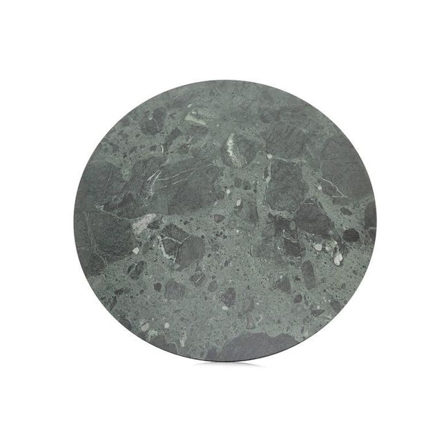 Bronze Osvaldo Borsani Marble Coffee Table For Sale - Image 7 of 9