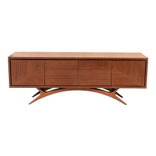 Contemporary Media Cabinet/Sideboard by Global Views For Sale