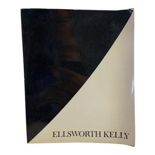 1973 Ellsworth Kelly Museum of Modern Art Book For Sale