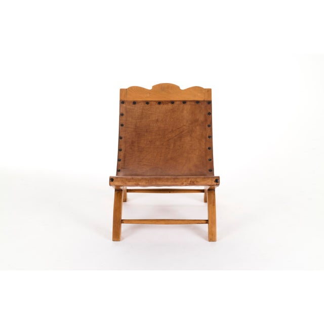 Lounge chair by Clara Porset, one of many variations of the Butaque chair while in Mexico.