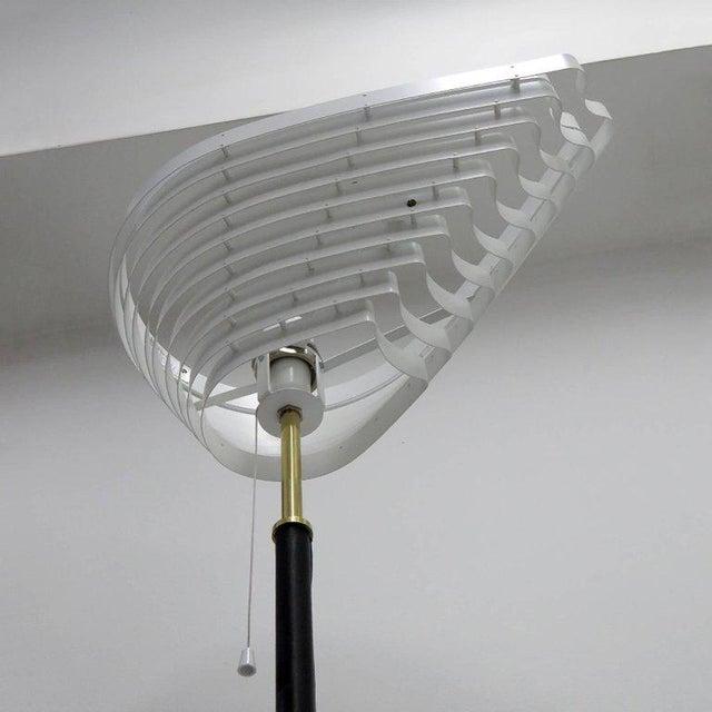 Alvar Aalto Model A805 'Angel Wing' Floor Lamp For Sale In Los Angeles - Image 6 of 13