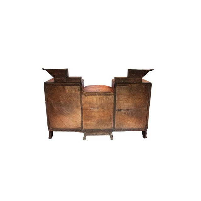 1930s 1930s Italian Art Deco Sideboard For Sale - Image 5 of 8