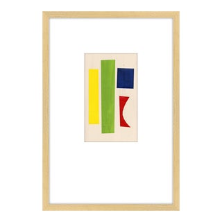 Curated Kravet Too Many Pieces 2 Art Print For Sale