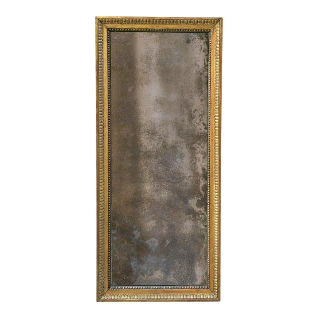 18th Century Pier Mirror For Sale